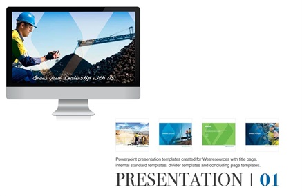 Presentation Design portfolio item
