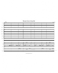 Music Arrangement portfolio item