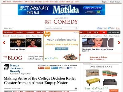 Proofreading portfolio item