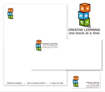 Stationery Design portfolio item
