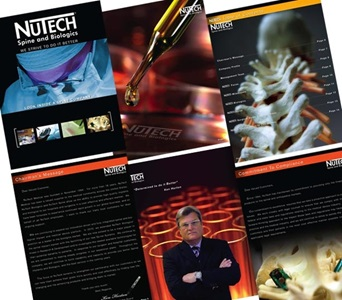 Brochure Design portfolio item