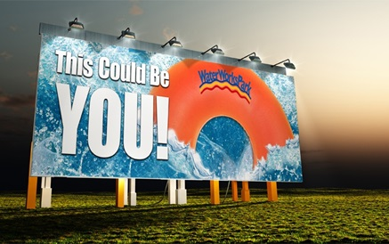 Billboard Design portfolio item