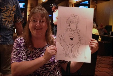 Caricature Art portfolio item