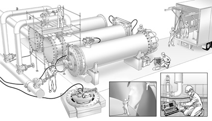 Technical Illustration portfolio item