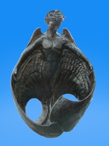 Sculpting portfolio item