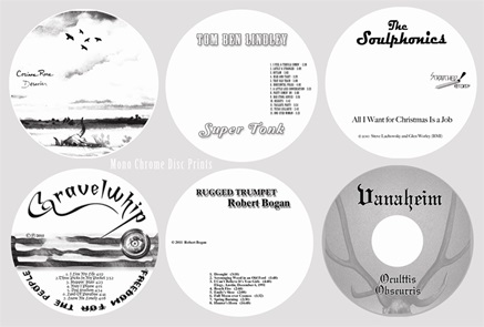 CD Design portfolio item