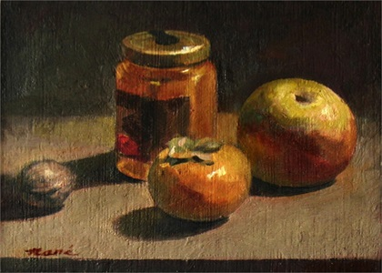 Still Life Painting portfolio item
