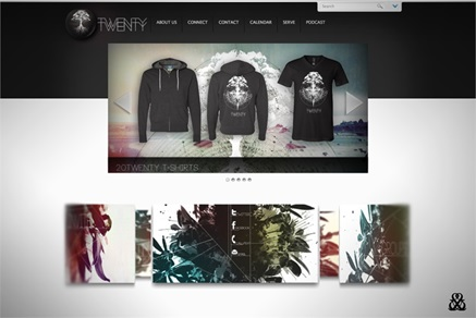 Website Design portfolio item