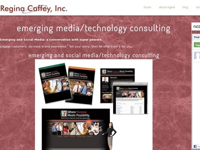 Social Marketing portfolio item