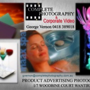 Advertising Photography portfolio item