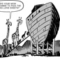 Cartooning portfolio item
