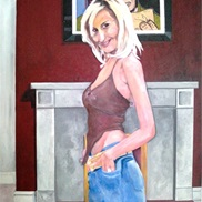 Real Life Painting portfolio item