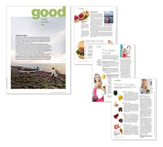 Magazine Design portfolio item