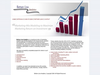 Business Consulting portfolio item