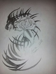 Tattoo Design portfolio item