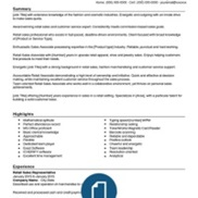 Resume Writing portfolio item