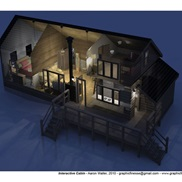 Architectural Illustration portfolio item