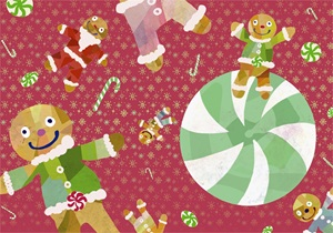 Greeting Card Illustration portfolio item