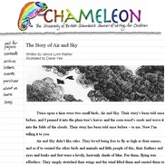 Children's Book Writing portfolio item