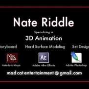3D Animation portfolio item