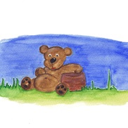 Children's Book Illustration portfolio item