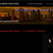 Voiceovers portfolio item