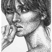 Portrait Art portfolio item