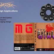 DVD Design portfolio item